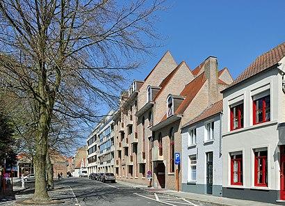 Hoe gaan naar Zwijnstraat met het openbaar vervoer - Over de plek