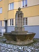 Brunnen Jacobsenviertel Erfurt