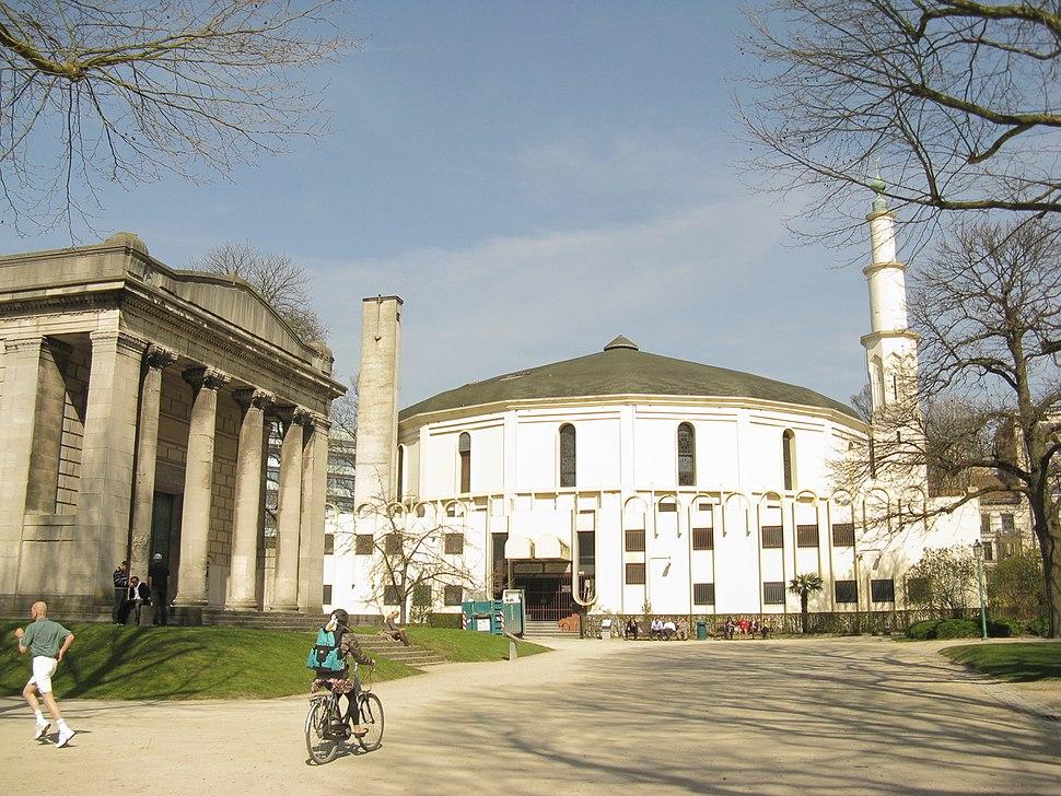 Brussel 052 Jubelpark