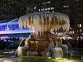 Bryant Park frozen fountain (61377).jpg