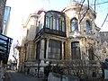 Bucuresti, Romania, Str. Henri Coanda (casa Macca - Institutul de Arheologie Vasile Parvan) B-II-m-B-18440 (5).JPG