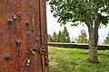 Buhi nella finestra - Albergo vicino Pian Cavallone - panoramio.jpg