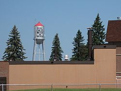 Buhl Water Tower
