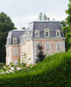 Buigny-Saint-Maclou - Castle.