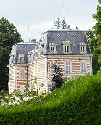 Buigny-Saint-Maclou - The chateau in Buigny-Saint-Maclou