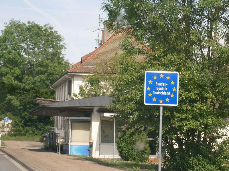 File:Bundesrepublik Deutschland Grenze.JPG