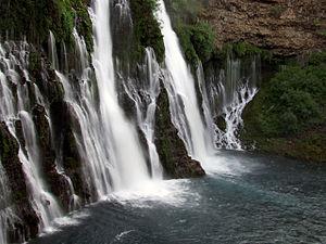 Burney Falls - Burney Falls