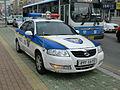 Busan Nambu Police Patrol car2.JPG