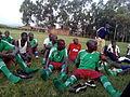 Bushili secondary football team.jpg