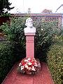 Bust of Volodymyr Korolenko in Poltava.jpg