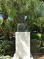 Buste - jardin municipal de Réthymnon - 6.JPG