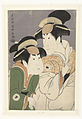 Busteportret van Segawa Tomisaburo II en Nakamura Manyo.-Rijksmuseum RP-P-1956-591.jpeg