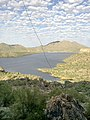 Butcher Jones Trail - Mt. Pinter Loop Trail, Saguaro Lake - panoramio (92).jpg