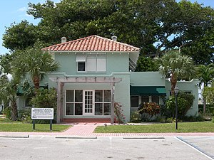 National Register of Historic Places listings in Broward County, Florida