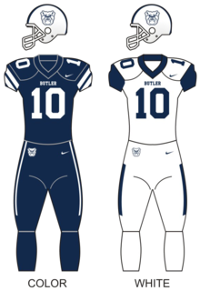 Butler Bulldogs football American football team of Butler University