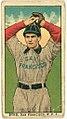 Byrd, San Francisco Team, baseball card portrait LCCN2008677333.jpg