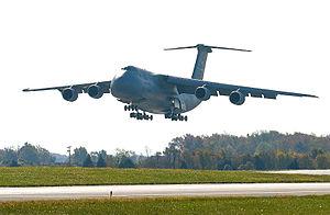 C-5M Landing at Dover AFB Delaware.jpg