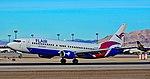 C-FLRS Flair Airlines 1998 Boeing 737-490 s n 28888 (46695454412).jpg