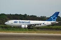 C-GTSW - A310 - Air Transat