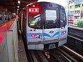 C381 1504 on Platform 2, Shipai Station 20181117.jpg