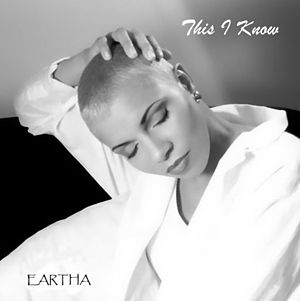 Eartha (musician) - This I Know CD Cover