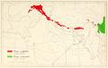 CL-12 Pinus griffithii & Pinus armandii range map.png