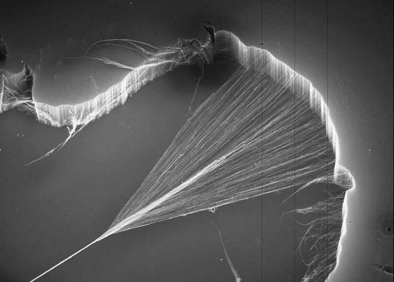 File Csiro Scienceimage 1074 Carbon Nanotubes Being Spun