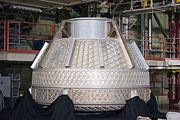 CST-100 pressure vessel