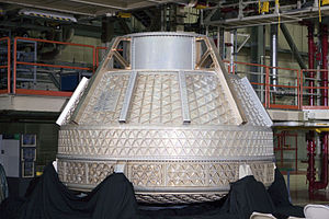 Commercial Crew Development - Construction of the CST-100 pressure vessel was one of Boeing's CCDev 1 milestones