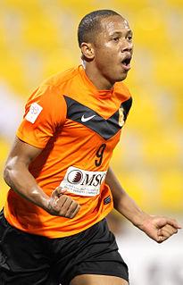 Cabore Brazilian footballer