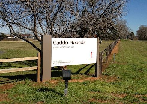 Caddo Mound Site TX