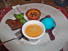 Image Café Gourmand café gourmand - wikipedia