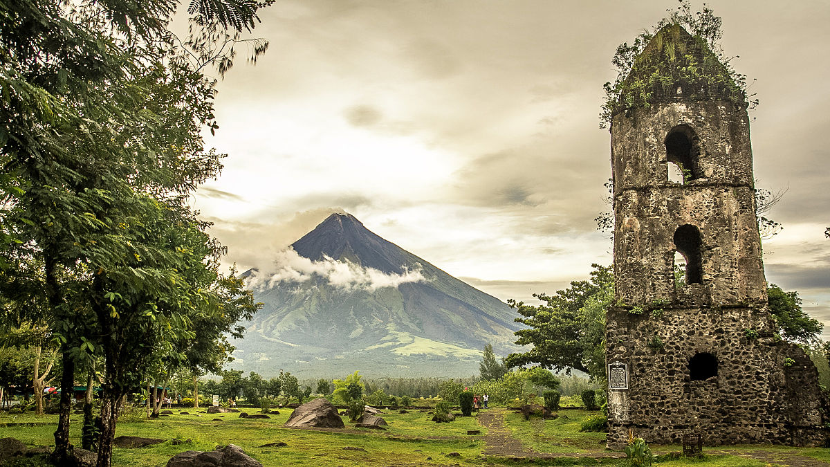 List of Cultural Properties of the Philippines in the Bicol Region