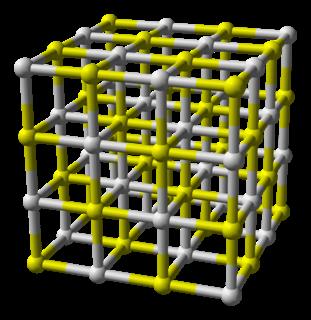Calcium sulfide Chemical compound of formula CaS