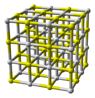 Calcium sulfide chemical compound