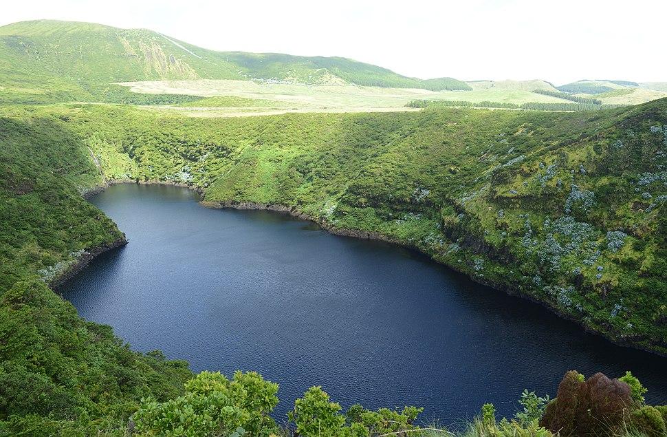 Caldeira Comprida - Flores, Azores