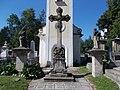 Calvary sculpture group, Calvary Cemetery, 2020 Zalaegerszeg.jpg