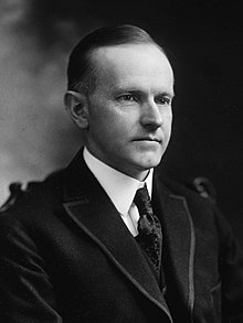 competitive price 05b73 f4a1e Calvin Coolidge - Wikipedia