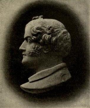 Cameo of Benedetto Pistrucci