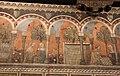 Camera della castellana di vergy, ciclo pittorico, 1350 circa 06.JPG