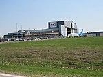 Canadian North-Hangar at (EFC T3) Edmonton.jpg