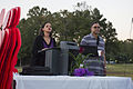 Candlelight vigil honors victims of domestic violence 141021-F-VU439-015.jpg
