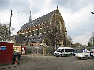 St Lukes Church, Canning Town