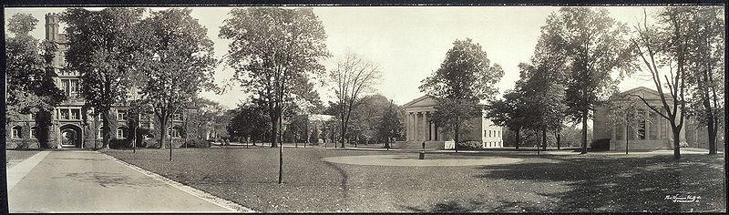 Cannon Green Princeton c1909.jpg