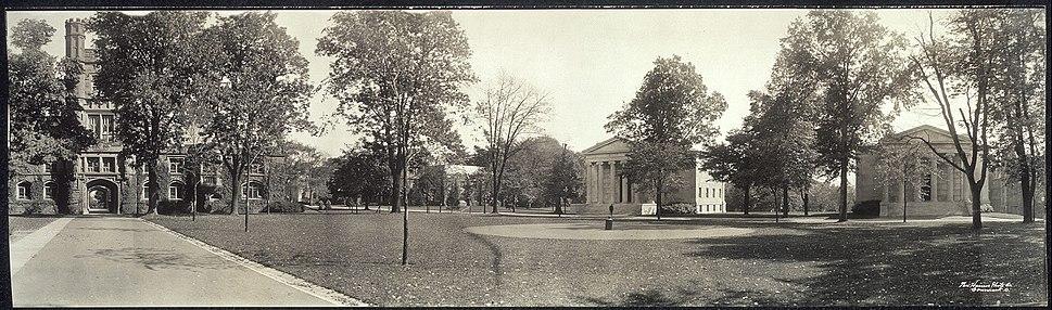 Cannon Green Princeton c1909