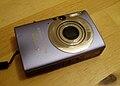 Canon Powershot SD1100 IS Camera.JPG