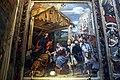 Cappella dei Magi, (1532-1536?), Il Pordenone, Adorazione dei Magi 06.jpg