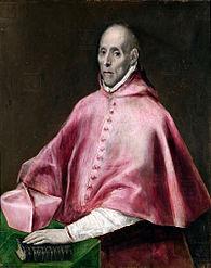 Portrait of Cardinal Tavera