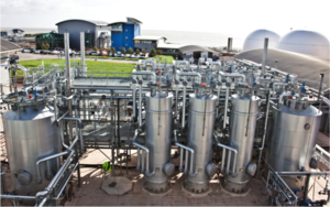 Thermal hydrolysis - Thermal Hydrolysis Plant in Cardiff, Wales, UK
