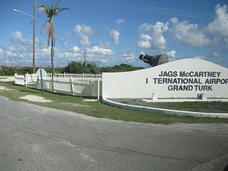 JAGS McCartney International Airport